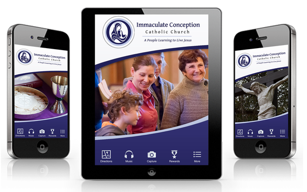 Catholic Parish & Church Mobile Apps